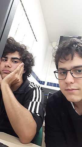 Yo y Marcus 5