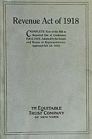 Revenue Act