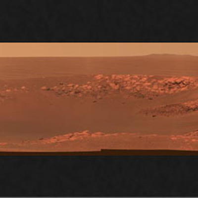 Mission to Mars Roadmap timeline
