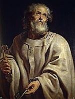 Pere, primer bisbe de Roma