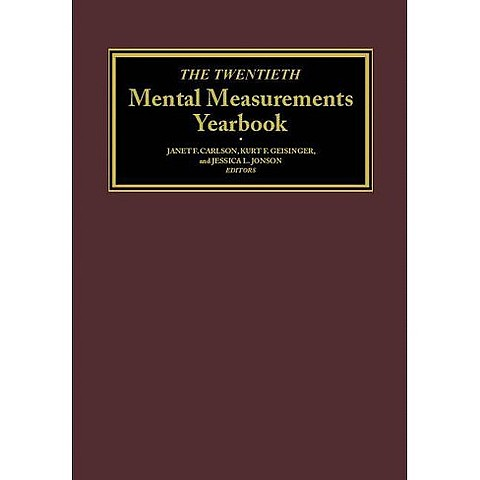 Buros publica su primera revisión de las pruebas (Mental Measurements Yearbook).