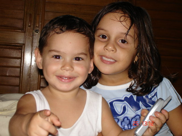My cousin Carlos Eduardo Rubio Morelli was born.