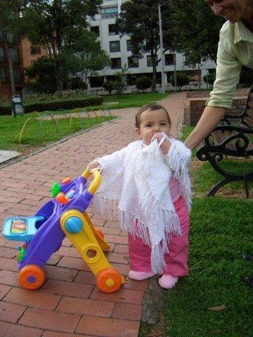 My cousin Isabella Morelli Osorio was born.