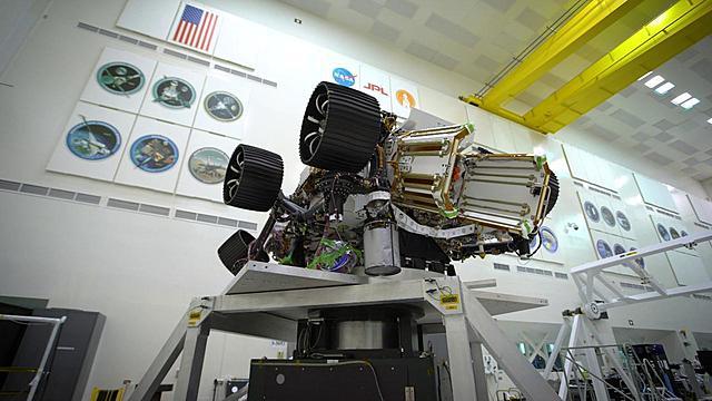 Rover & ComSat Mission