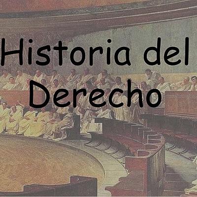 Historia del Derecho  timeline