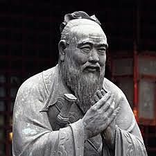 Nacimiento de Confucio. 550 a.C