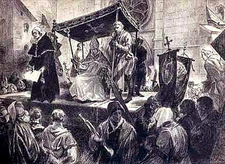 Príncipe-obispo Adhemar Fabri en Ginebra