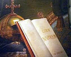 Código Napoleónico.