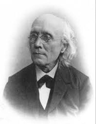 Gustav Theodor Fechner (1801-1899)
