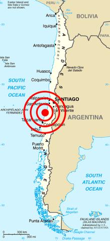 Chile - 8.8