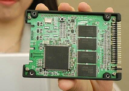 SSD RAM