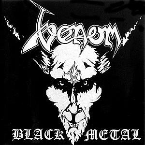 Album 'Black Metal' par 'Venom'
