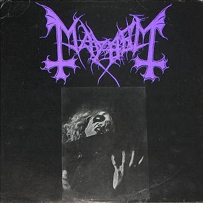Album 'Live in Leipzig' de Mayhem