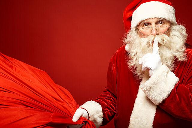 Coneixo el Pare Noel.