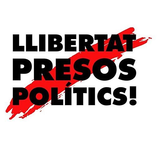 Presos polítics (Fet polític).