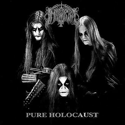 Album 'Pure Holocaust' par 'Immortal'