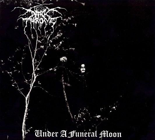 Album 'Under a Funeral Moon' par 'Darkthrone'