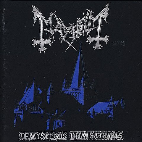 Album 'De Mysteriis Dom Sathanas' de 'Mayehm'