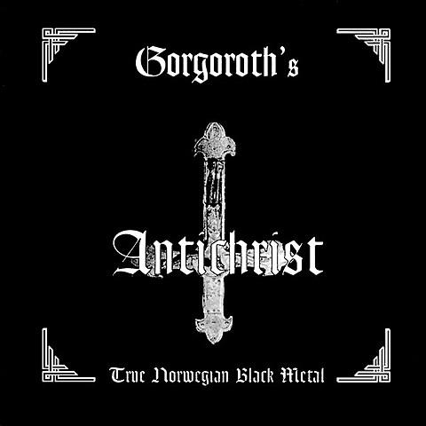 Album 'Antichrist' par 'Gorgoroth'