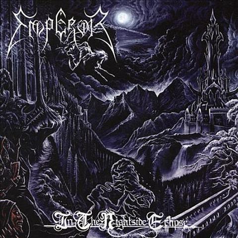 Album 'In the Nightside Eclipse' de 'Emperor'