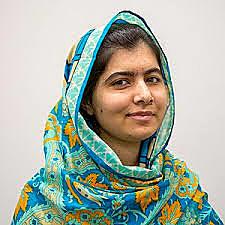 Malala Yousafzari, Premi Nobel de la Pau (Fet cultural).