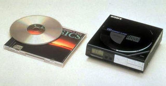 Sony Discman D-50