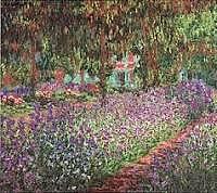 El jardín del artista en Giverny