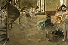 Ensayo de ballet