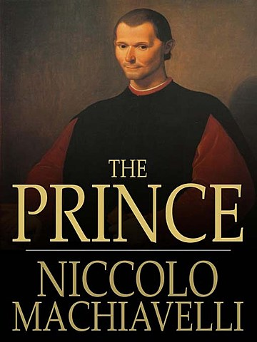 The book The Prince was written