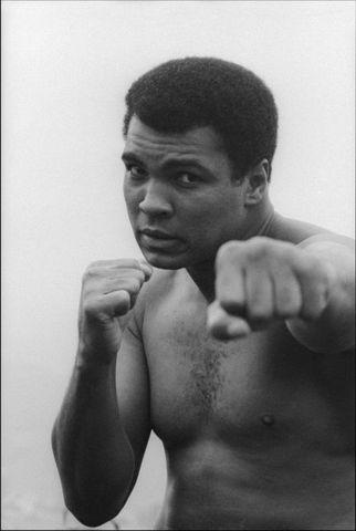 Good old Ali is back!