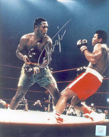 Ali beaten up!
