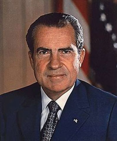 Richard Nixon is Elected President