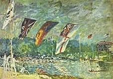 The regattas Moseley