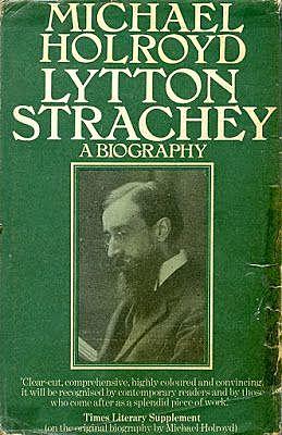 Lytton Strachey.