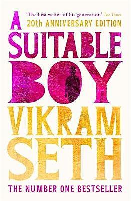 A Suitable Boy.