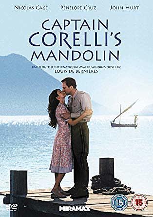 Captain Corelli's Mandolin.
