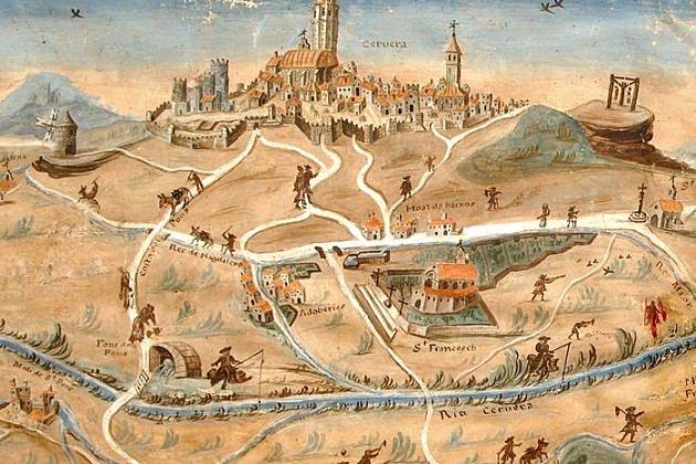 La Catalunya del 1500