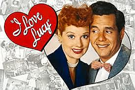 popular tv show i love you Lucy premiers