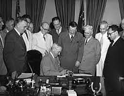 president Truman sign the the organic act of Guam