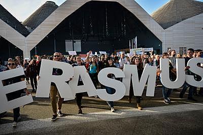 EU launches Erasmus Program
