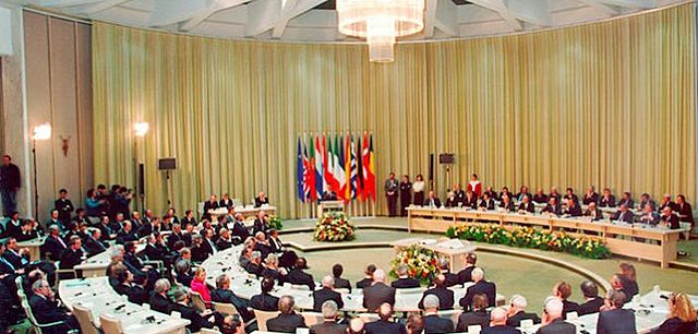 The Treaty of  Maastricht