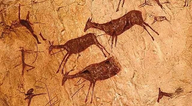 Arte Rupestre (Paleolítico)
