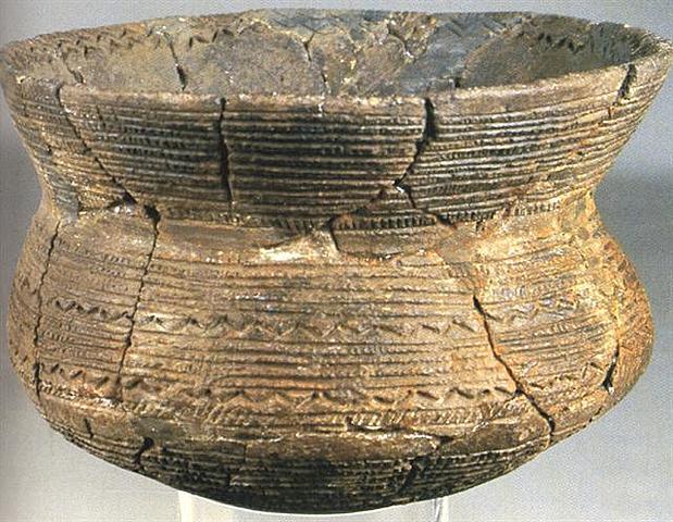 Cerámica la Rioja (Neolítico)