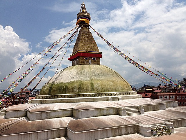 La stupa