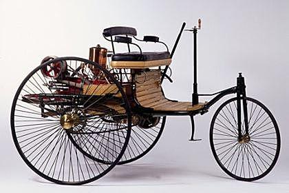 Carl Benz - autómobil