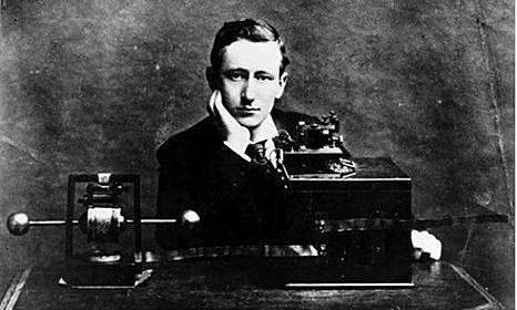 Marconi rádiója