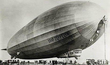 Zeppelin Léghajója