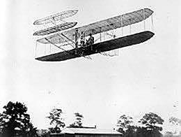 Wright fivérek - Repülő