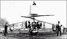 Az első helikopter