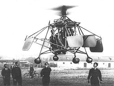 Első használható repülőgépe